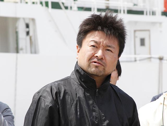 株式会社臼福本店 代表取締役社長 臼井壯太朗様 経営力向上プロジェクト
