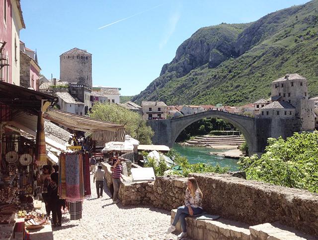 JICA事業 ボスニア観光プログラム